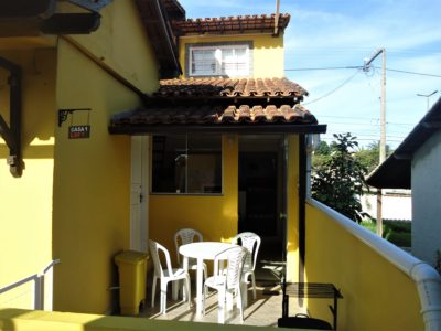 1- Casa 01 - Loft, Fachada