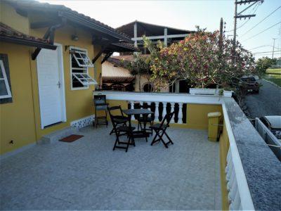 1- Casa 03 Chalé, Entrada