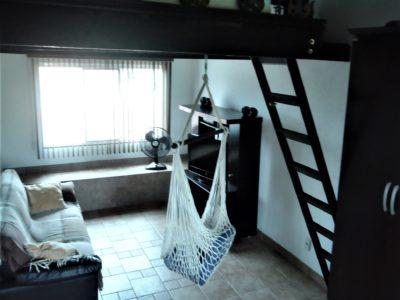 11- Casa 03 Chalé, Dormitorio