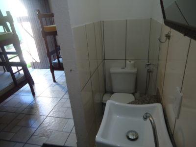 6- Casa 06 - Suite, Banheiro Privativo