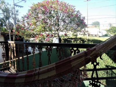 8- Casa 03 Chalé, Sacada