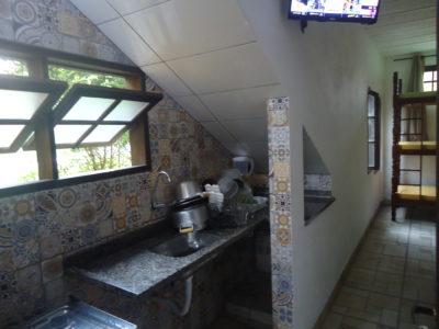 2- Casa 04 - Kitchenette, Cozinha